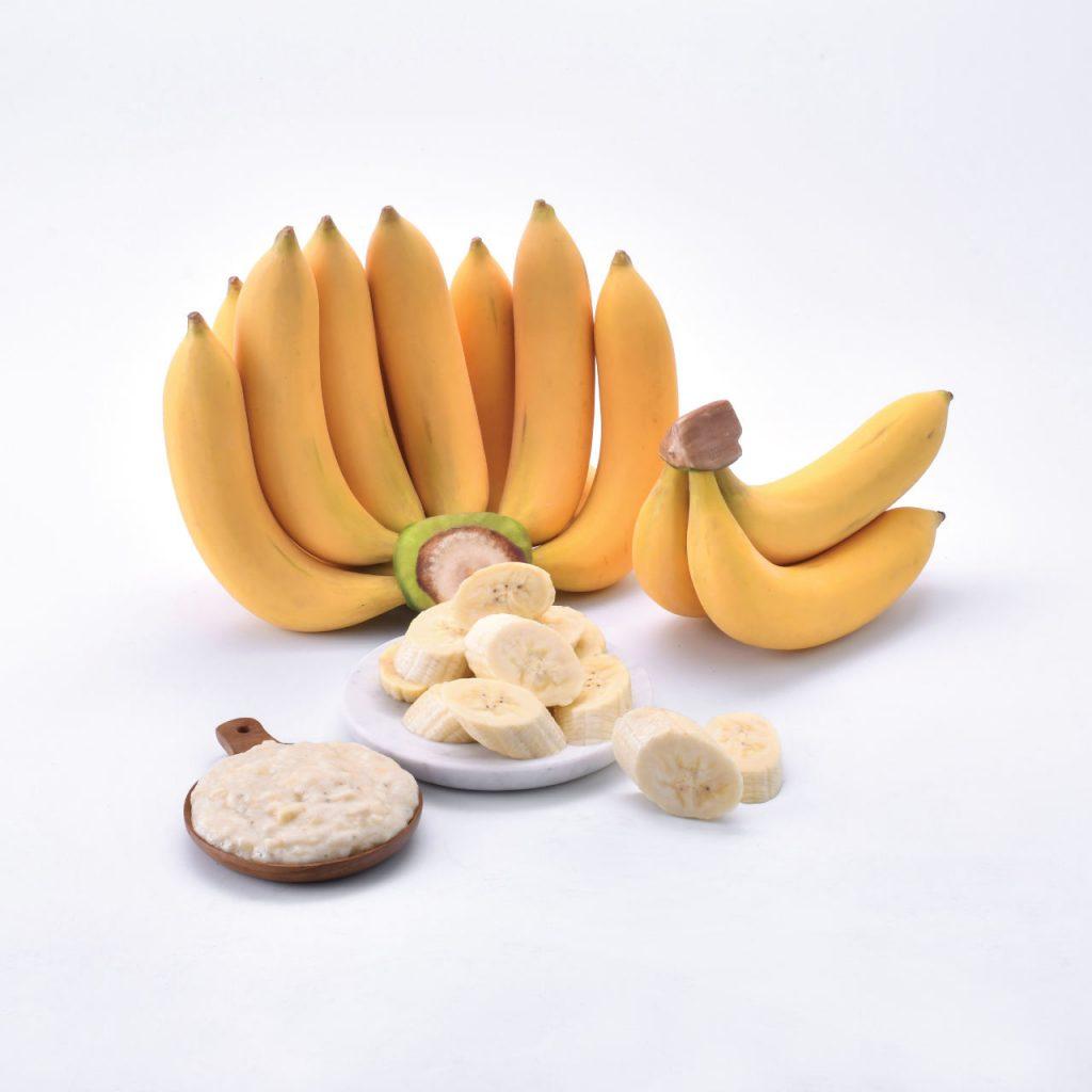 Banana, Banana family, Food, Plant, Banana