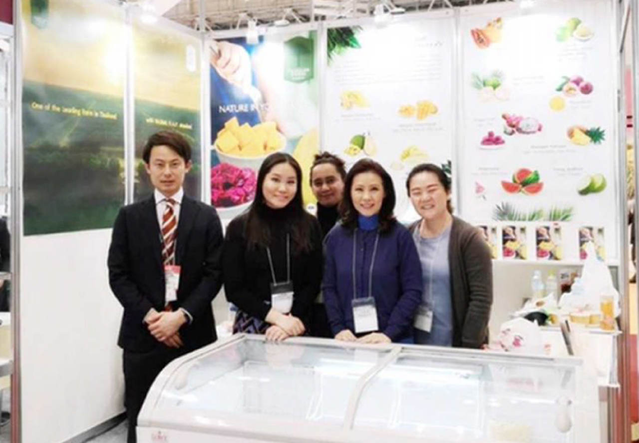 Thakolsri Farm - Foodex Japan 2019