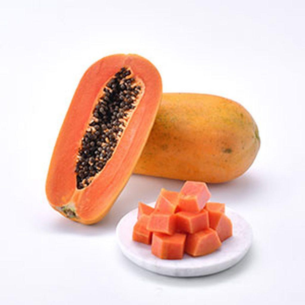 Papaya, Food, Fruit, Orange, Superfood, Plant, Ingredient, Produce