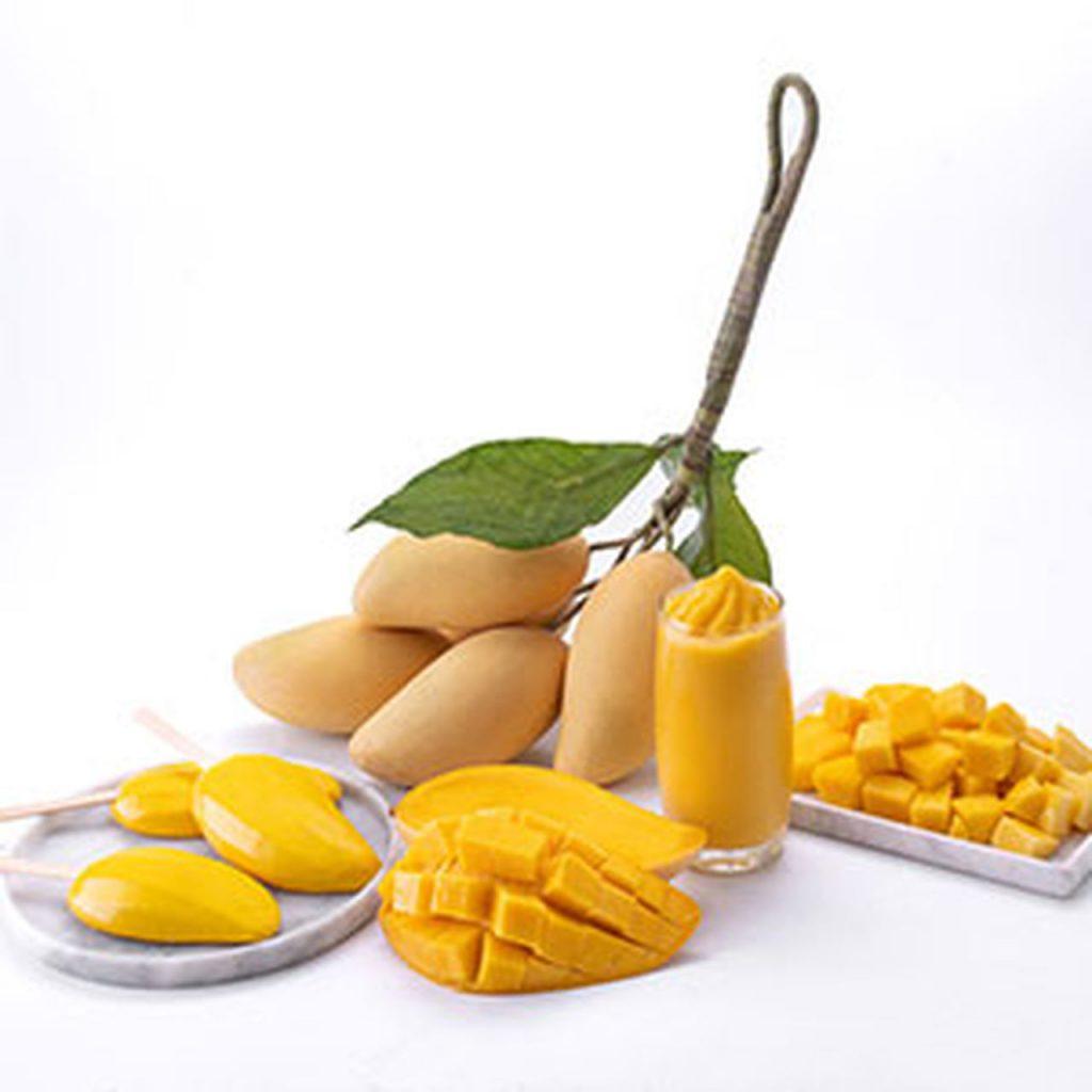 Food, Yellow, Cuisine, Ingredient, Dish, Mango