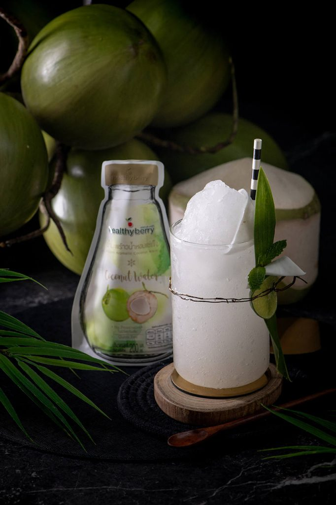 Still life, Still life photography, Dairy, Coconut water, Drink, Milk, Food, Plant, Coconut water
