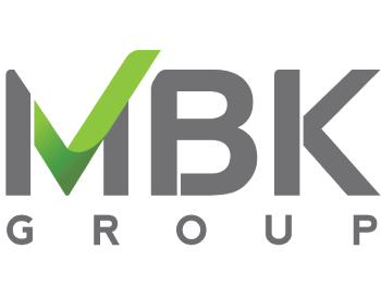 Text, Font, Logo, Green, Brand, Trademark, Line, Graphics, MBK Center, Logo