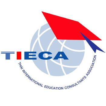 Logo, Graphics, Font, Brand, Diagram, Company, Trademark, Education, สมาคมไทยแนะแนวการศึกษานานาชาติ, Educational consultant