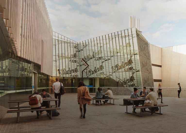 Architecture, Building, Mixed-use, City, Urban design, Victoria University, Macquarie University, Scholarship, University, Student, Education