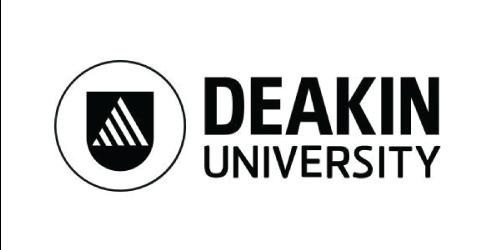 Text, Font, Logo, Brand, Trademark, Line, Graphics, Deakin University, Logo, Deakin University