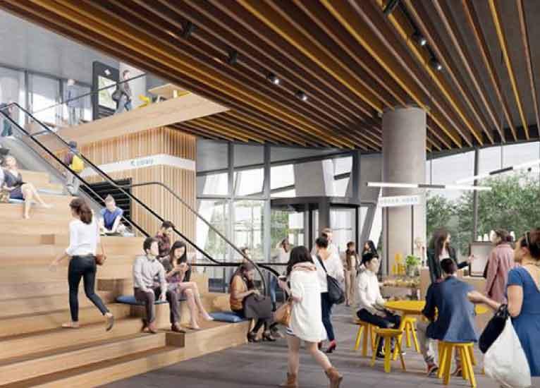 Architecture, Building, Lobby, Room, Leisure, Event, Victoria University
