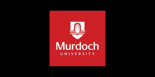 Logo, Red, Text, Font, Brand, Graphics, Artwork, Murdoch University Dubai, Logo