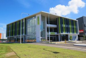 Architecture, Building, Property, Commercial building, Facade, Corporate headquarters, Mixed-use, Real estate, House, Headquarters, Community centre, Campus, CQUniversity Rockhampton North, The University of Queensland, The University of Sydney, UNSW Sydney, Central Queensland University, University