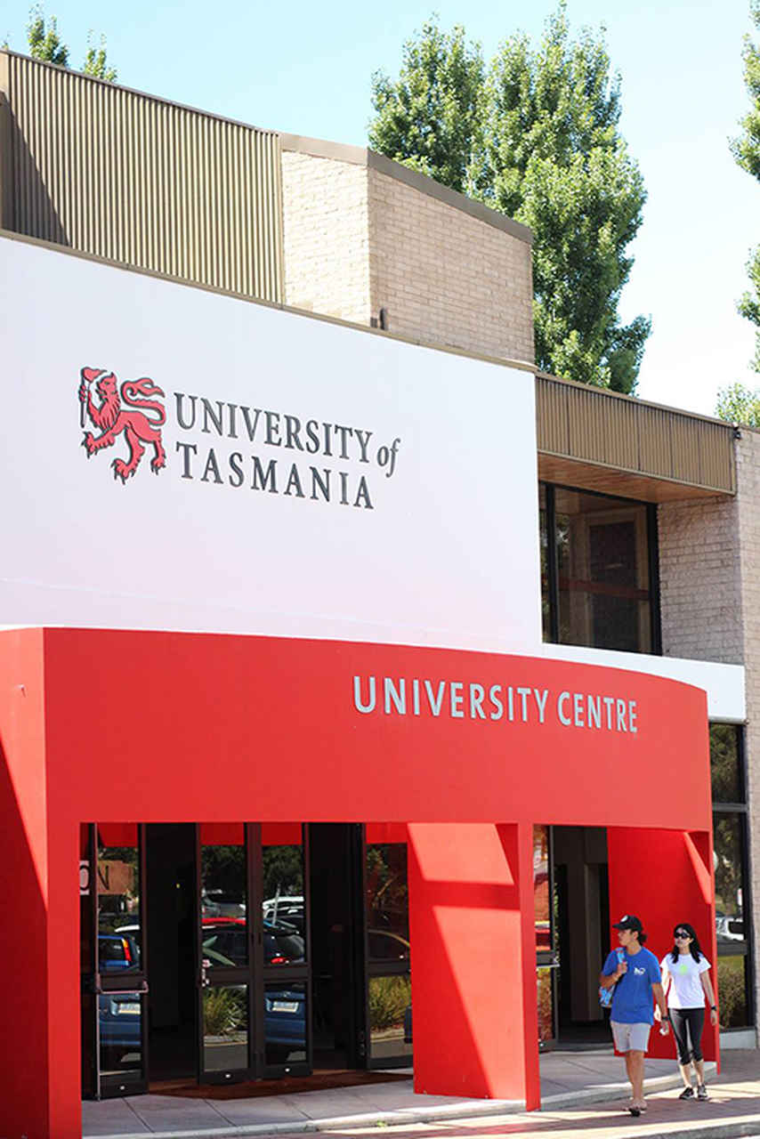 Red, Facade, Architecture, Building, Font, House, Advertising, Signage, University of Tasmania, University of Indianapolis, The University of Sydney, University of Tasmania, University of Melbourne, The University of Queensland