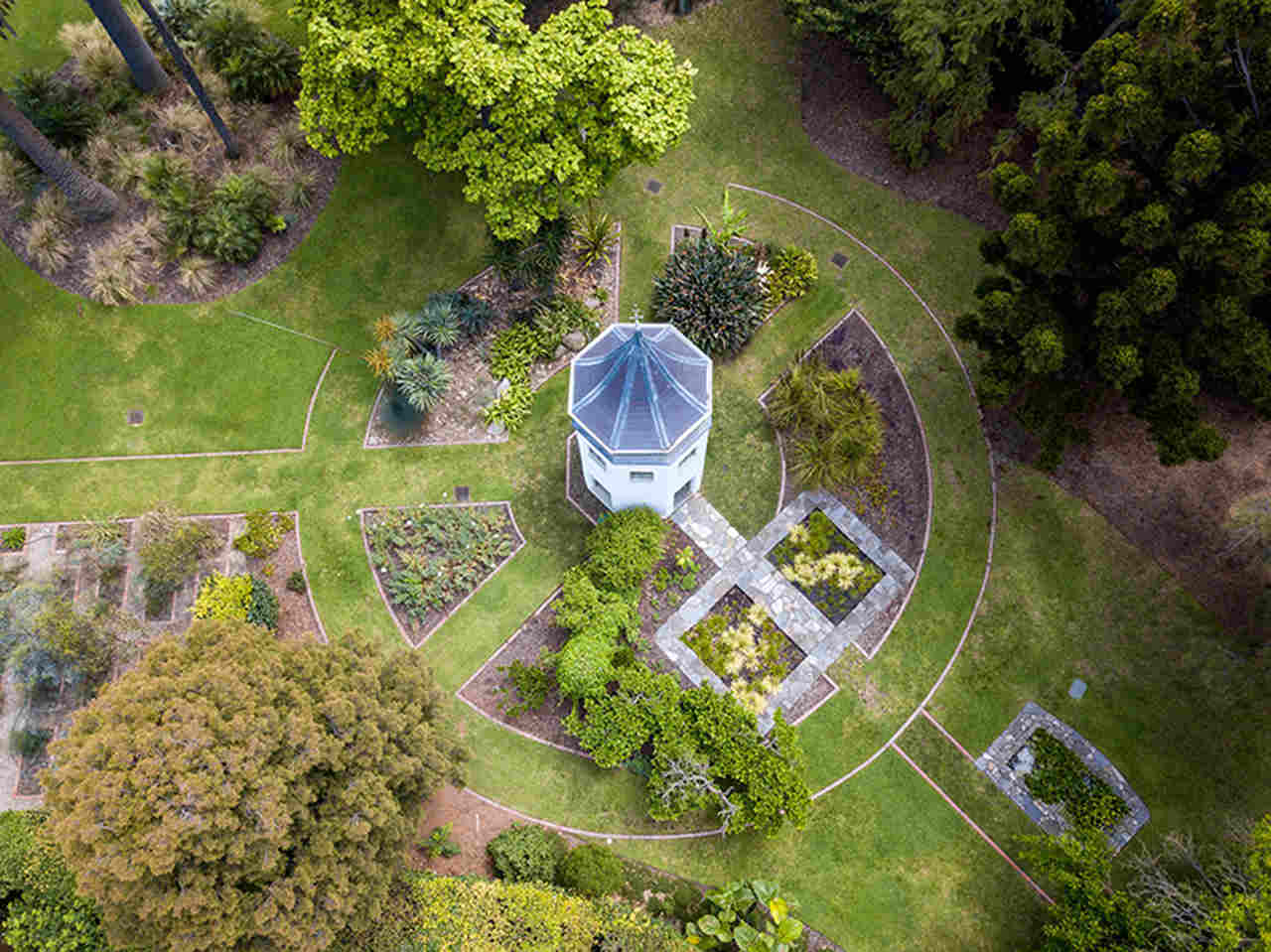 Aerial photography, Bird's-eye view, Photography, Landscape, Estate, Land lot, Urban design, University of Melbourne