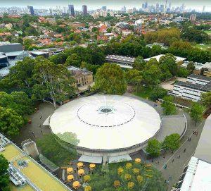 Bird's-eye view, Sport venue, Urban design, Stadium, Urban area, Metropolitan area, Arena, City, Public space, Aerial photography, Landscape, Town square, Architecture, Building