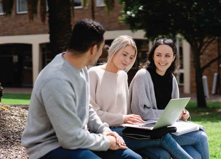 Sitting, Student, Public space, Leisure, Netbook, Technology, Fun, Reading, Campus, Laptop, Learning, Electronic device, Australian Catholic University,