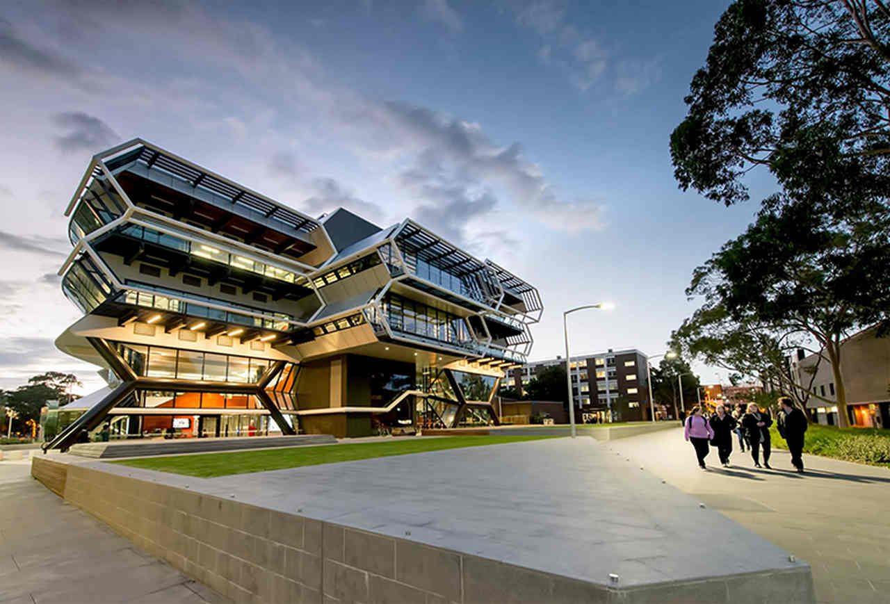 Architecture, Building, Sky, Mixed-use, Urban design, City, Monash University, University, Academic degree, Student