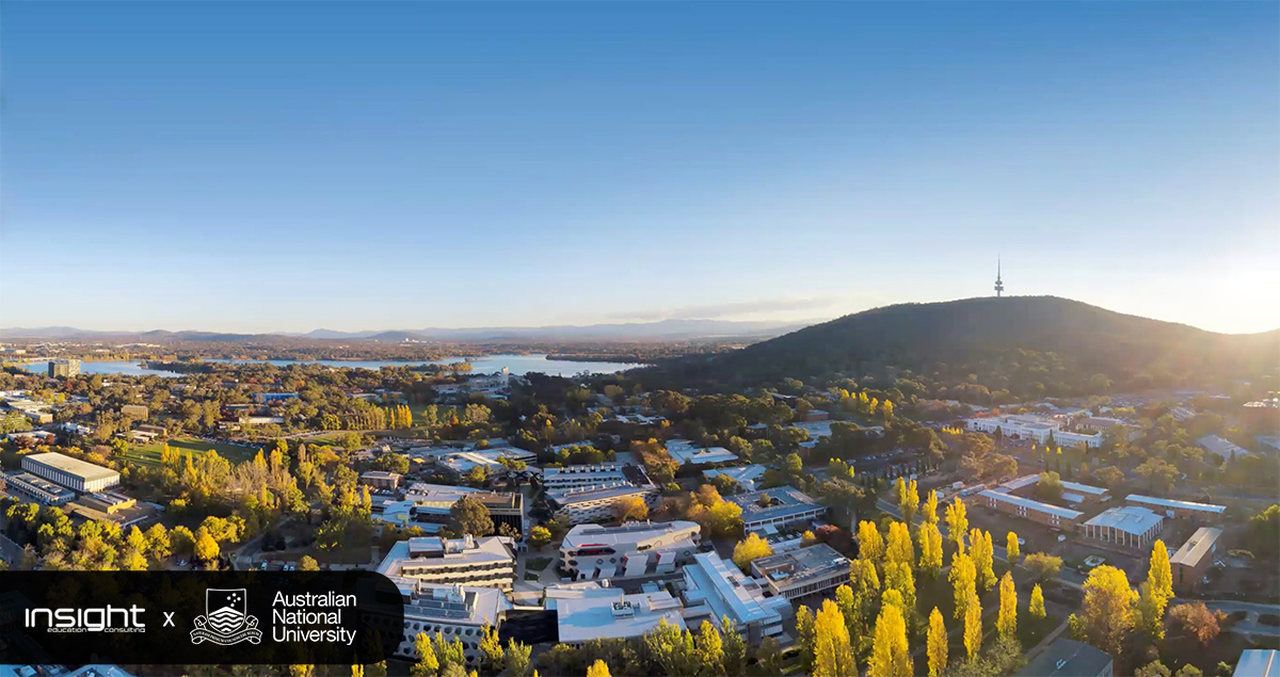 Aerial photography, Metropolitan area, Sky, City, Urban area, Cityscape, Human settlement, Yellow, Town, Tourism, Hill, Photography, Panorama, Bird's-eye view, Real estate, Landscape, Tree, Skyline, Horizon, Mountain, Australian National University, ANU College of Business & Economics, Kioloa Coastal Campus, University