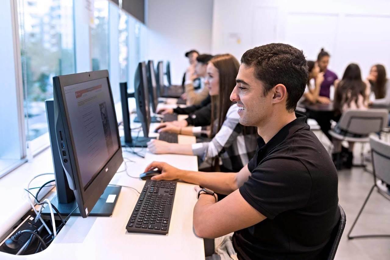 Software engineering, Job, Personal computer, Desktop computer, Technology, Employment, White-collar worker, Learning, Electronic device, Australian College of English, Navitas English Brisbane, Language school