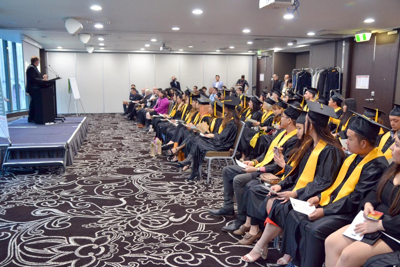 Event, Graduation, Youth, Community, Seminar, Academic dress, Academic conference, Room, Audience, Conversation, Convention, Conference hall, Management