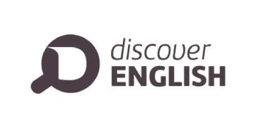 Text, Logo, Font, Brand, Trademark, Graphics, Discover English, Discover English