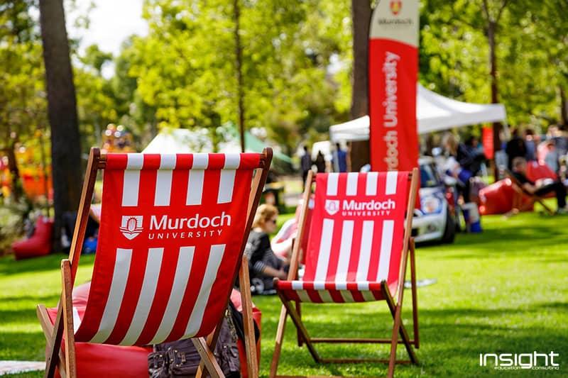 Red, Tree, Grass, Chair, Summer, Event, Plant, Flag, Murdoch University Dubai, Murdoch University Dubai, Formby High School, Brand, Deckchair, Chair