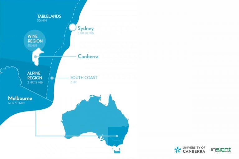 Map, World, Font, Diagram, Electric blue, University of Canberra, Australia