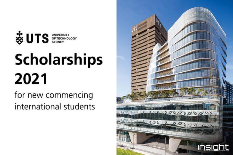 UTS Scholarship 2021